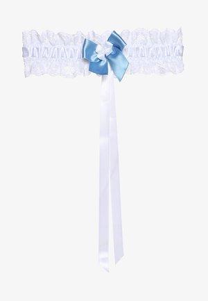 Strømpeholdere - white