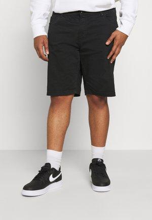 MARSHALL ELASTIC SHORT - Shorts - black