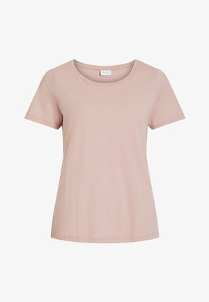 VISUS  - Basic T-shirt - pink