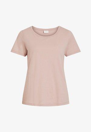VISUS  - Basic T-shirt - pink