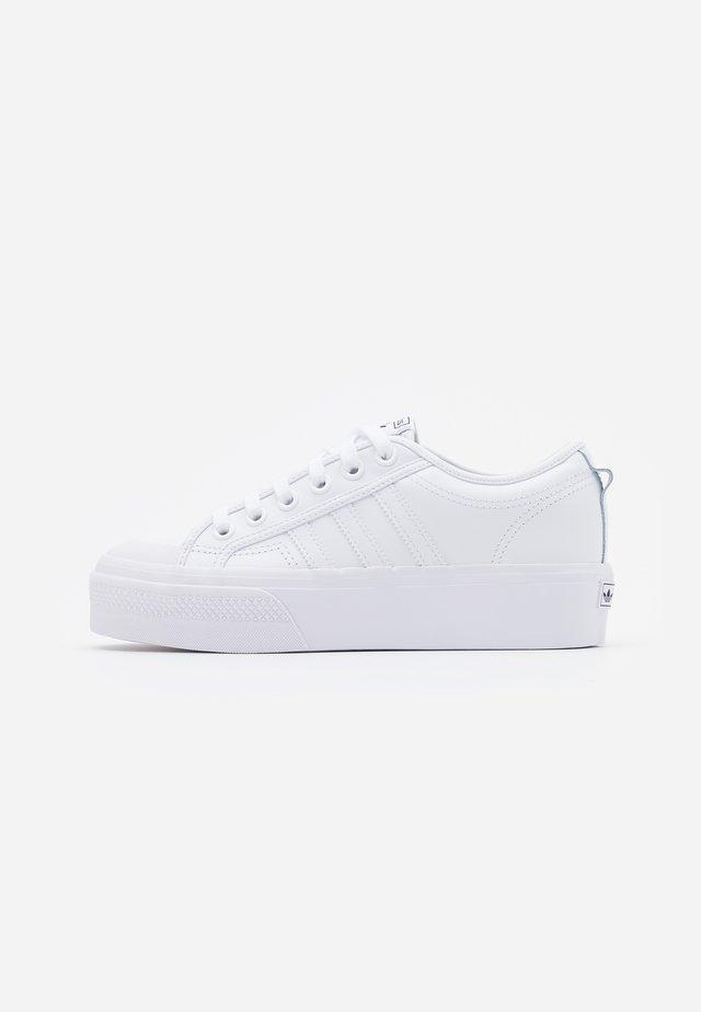 NIZZA SPORTS INSPIRED SHOES - Tenisky - footwear white/core black