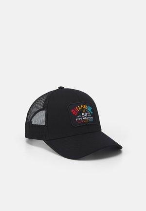 PIPE TRUCKER UNISEX - Cappellino - black