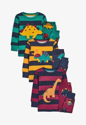 3  SET - Pyjama - purple