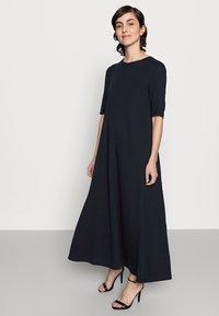 Marc O'Polo - JERSEY DRESS - Maxi dress - night sky - 4