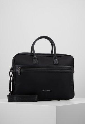 LUPO LAPTOP CASE - Briefcase - nero