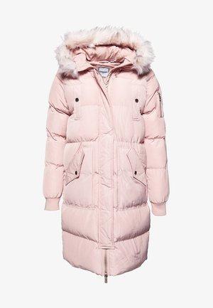 Wintermantel - light pink