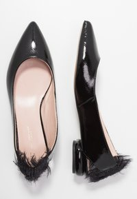 L37 - SAY MY NAME - Slingback ballet pumps - black - 1