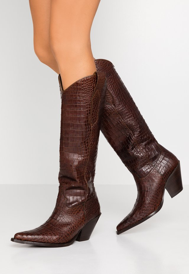 Cowboy/Biker boots - oslo coco