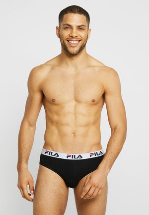 SLIP 3 PACK - Briefs - black