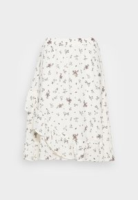 Moss Copenhagen - EVA RIKKELIE SKIRT  - A-line skirt - egret - 3