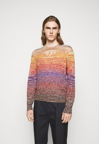Missoni - LONG SLEEVE CREW NECK - Maglione - multi-coloured - 0