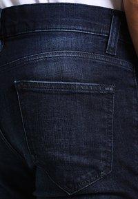 Zalando Essentials - Slim fit jeans - dark blue - 4