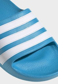 adidas Performance - ADILETTE AQUA SWIM - Pool slides - blue - 5