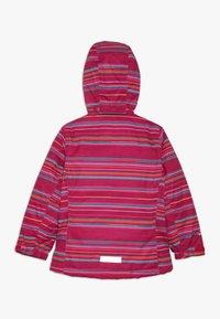 Color Kids - DONJA PADDED JACKET - Ski jacket - raspberry - 1