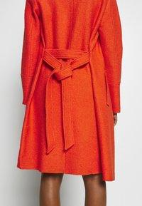s.Oliver - Zimní kabát - spicy oran - 4