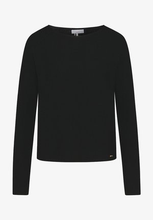 CIELLA  - Long sleeved top - schwarz