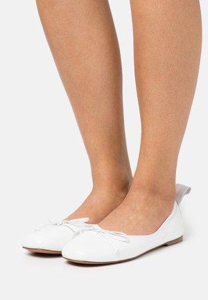FLOATY - Ballerinat - weiß