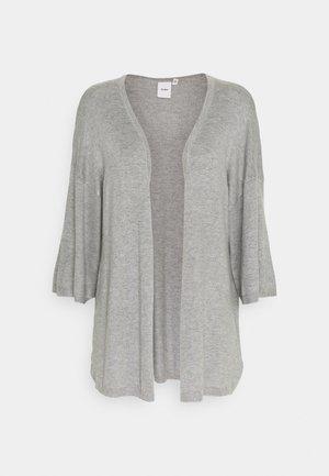 IHMAFA - Cardigan - grey melange