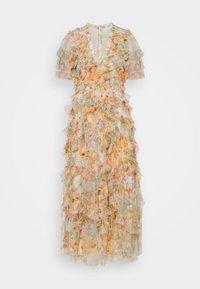 Needle & Thread - SUNSET GARDEN V NECK BALLERINA DRESS - Koktejlové šaty/ šaty na párty - ivory - 5