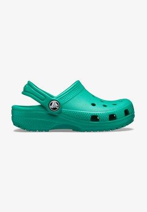 Pantofle - grün