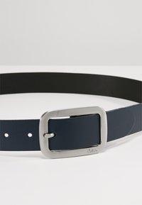s.Oliver - Belt - blue - 3