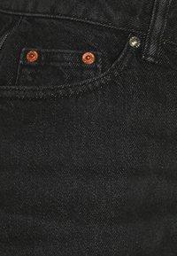ONLY - ONLBAY LIFE  - Short en jean - black denim - 5
