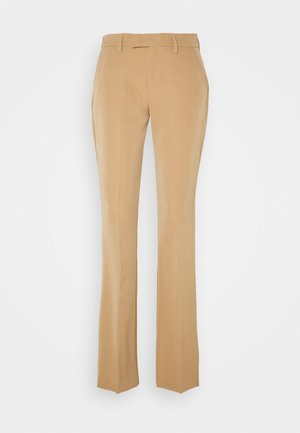 PANT BEAT LUXURY  - Pantalon classique - tobacco brown