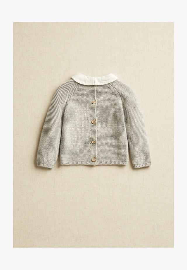 COLI - Strikjakke /Cardigans - medium heather grå