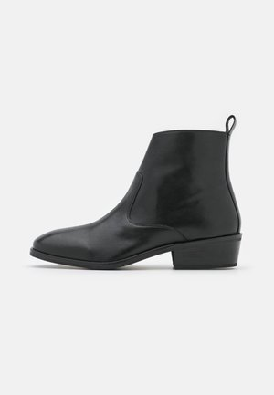 ALEX APRON CUBAN - Classic ankle boots - black