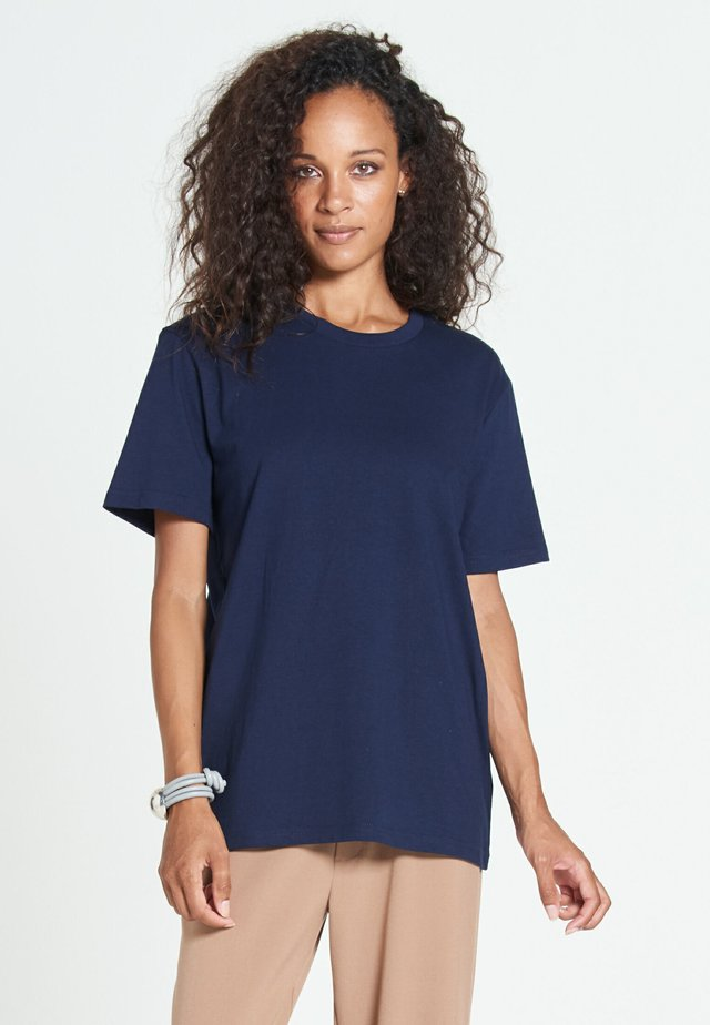 NEW STANDARD - T-shirt basic - navy