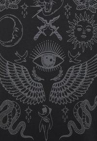 YOURTURN - UNISEX - Long sleeved top - black - 7