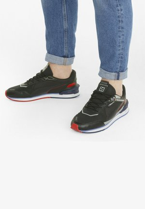 Trainers - black-marina-puma white