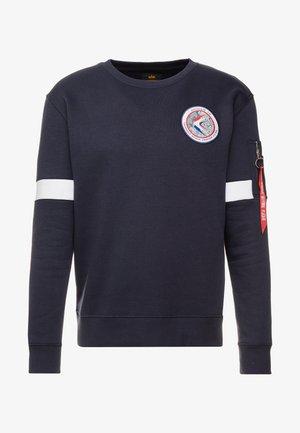 Sweatshirt - rep blue/wihte