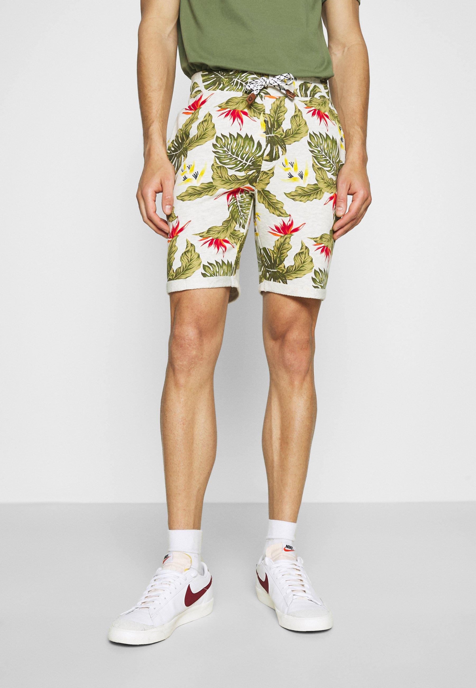 Men FLOWERS - Shorts