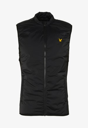 GOLF GILET - Vesta - true black