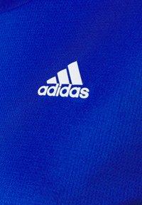 adidas Performance - SPORTS RUNNING LONG SLEEVE - Treningsskjorter - royal blue - 5