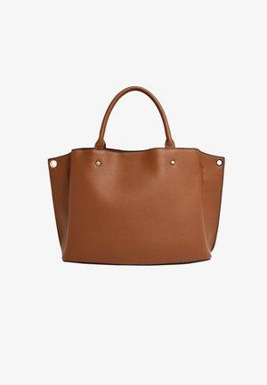 Handbag - camel