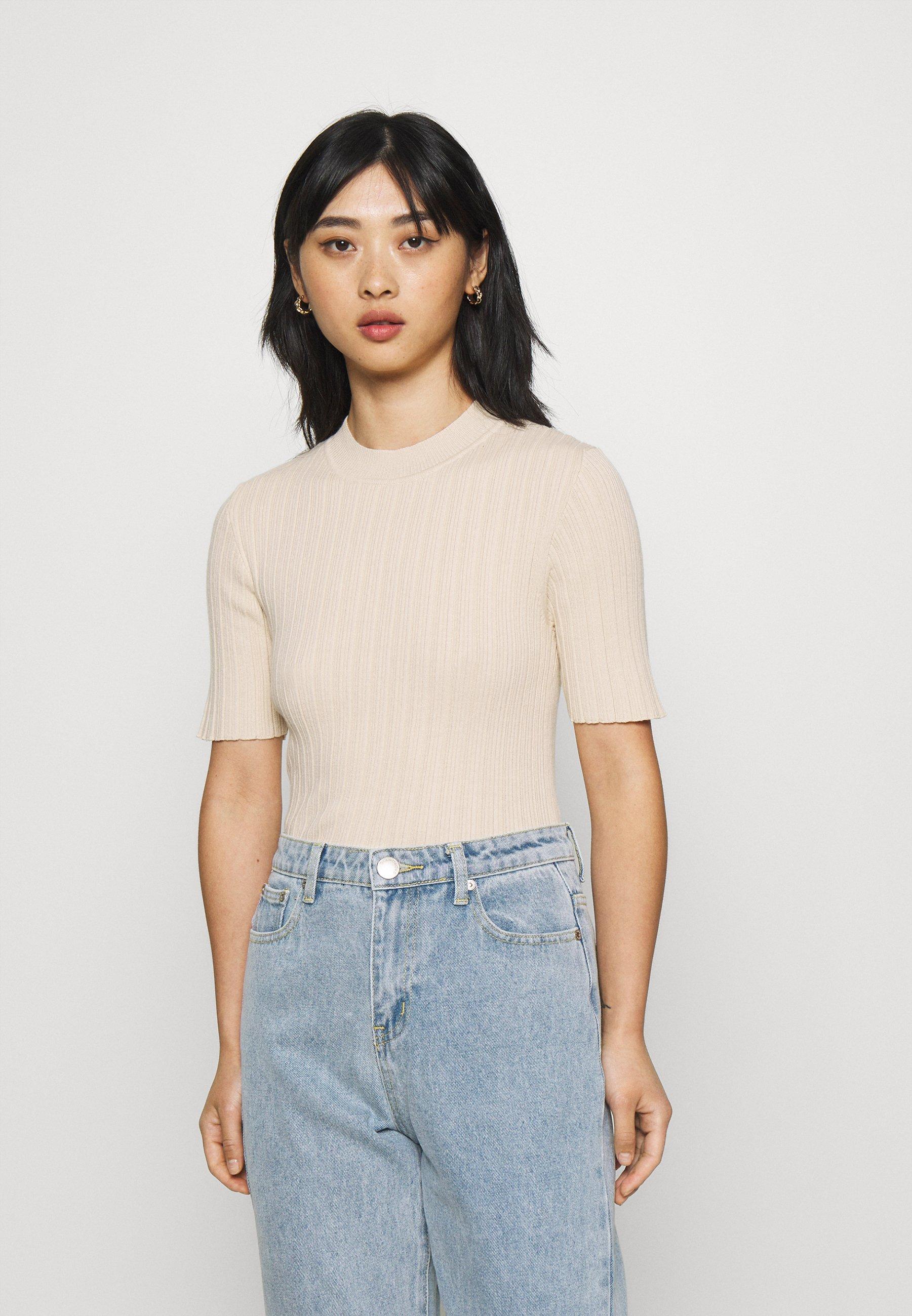Damen SLFQUEEN - T-Shirt print