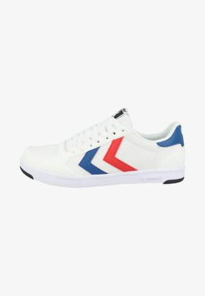 STADIL - Sneakers laag - white/blue/red