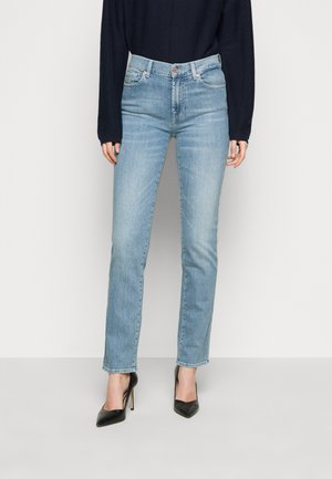 THE SOPHISTICATED  - Straight leg jeans - hellblau