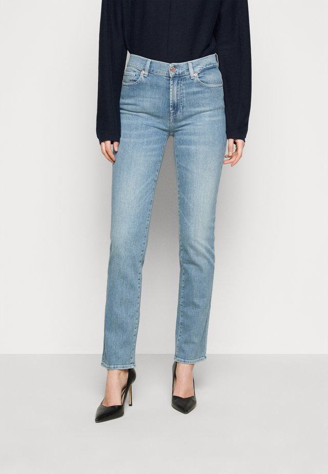 THE SOPHISTICATED  - Jeans straight leg - hellblau