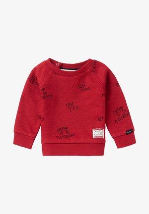 SPRINGS - Sweater - scarlet sage