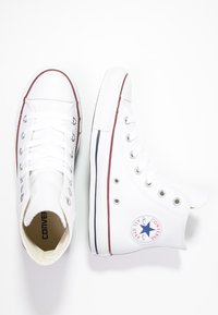 Converse - CHUCK TAYLOR ALL STAR HI - Sneaker high - white - 1