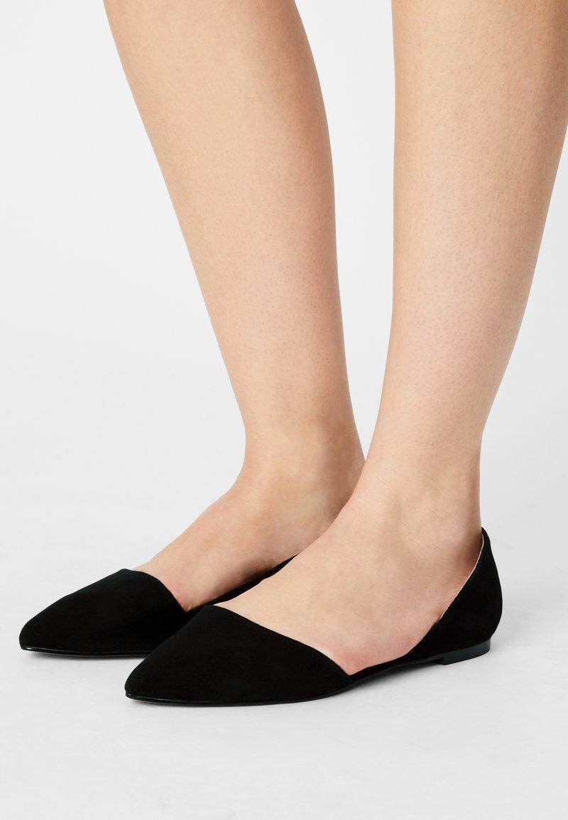 Zign - Ballerinat - black