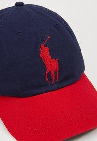 Polo Ralph Lauren - CLASSIC SPORT CAP  - Cap - newport navy - 6