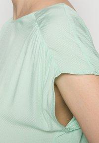 s.Oliver - Basic T-shirt - aqua mint - 4