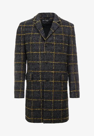 BLACOT - Cappotto classico - anthra/yellow