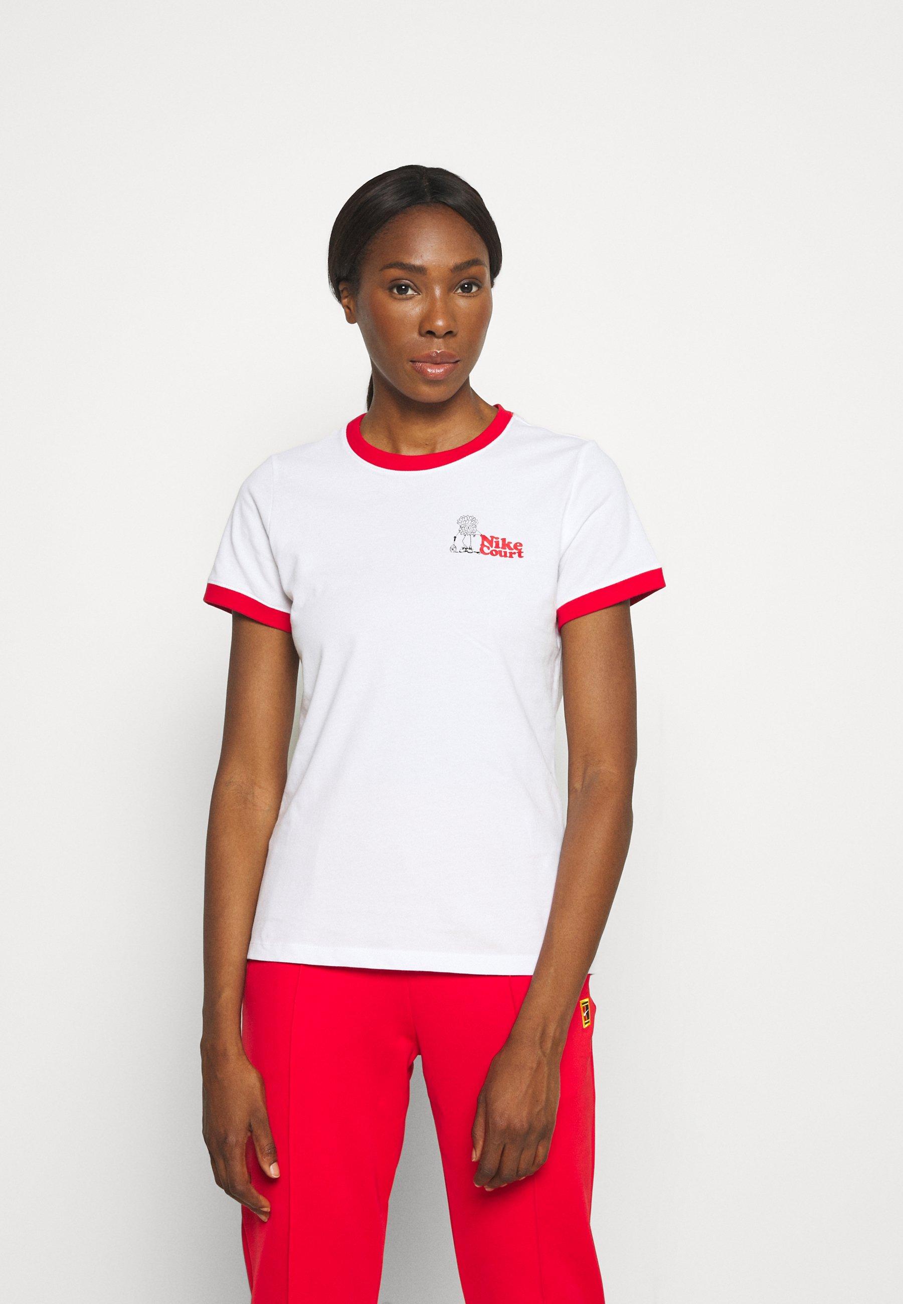 Damen RINGER TEE NYC - T-Shirt print