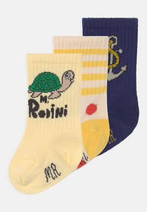 ANCHOR 3 PACK UNISEX - Socks - multi-coloured