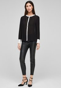 s.Oliver BLACK LABEL - Blouse - black - 1